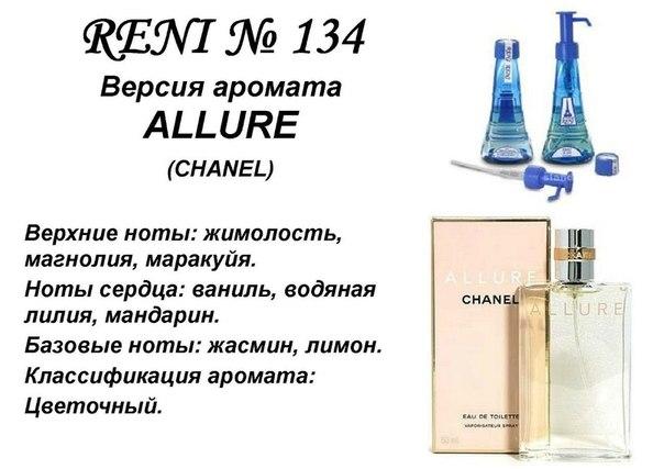 Allure Chanel